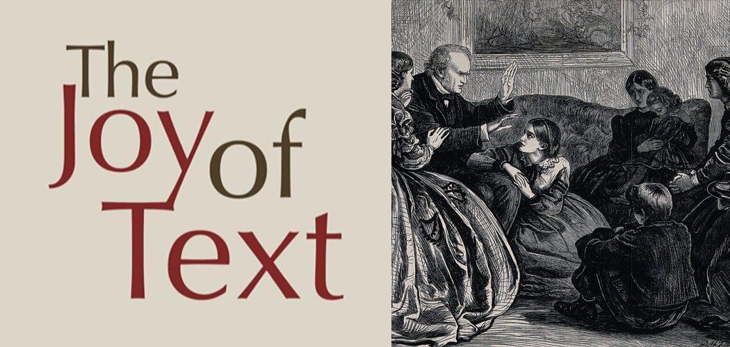 Jofa's Groundbreaking The Joy Of Text Podcast