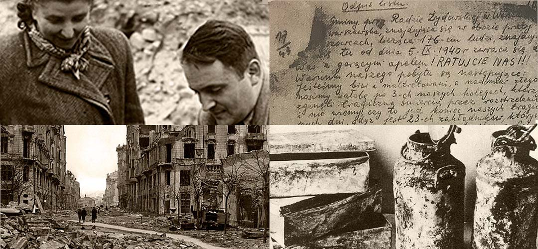 A Battle For Memory: Documentary About Warsaw Ghetto Archives
